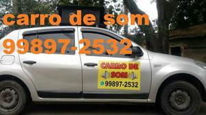Carro de som para Nova Iguaçu
