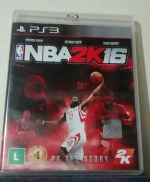 NBA 2K 16, Ps3, mídia física