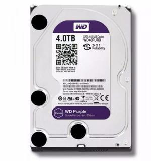 Hd Wd 4tb 64mb Western Digital Purple
