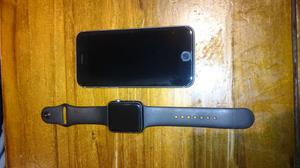 Iphone 6s 64 gb e apple watch série 1
