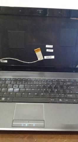 Notebook Positivo Unique 60 - HD 320GB - 2GB de Memoria -