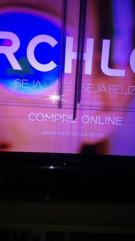 TV 42' LCD Panasonic com defeito na tela