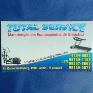 Assistência técnica de esteiras e outros aparelhos de