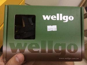Pedal Clip Wellgo Bike Speed - Ñ Shimano