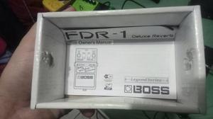Boss FDR-1 Reverb Fender Deluxe