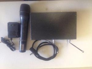 Microfone sem fio Sennheiser