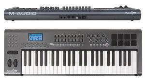 Teclado Midi - M Audio - Axion 49