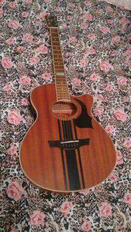 VENDO R$ violão elétrico Tagima Dallas