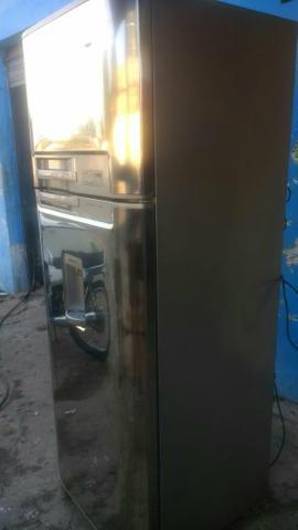 Geladeira Electrolux air flow system