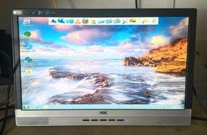 Monitor 17 pol AOC