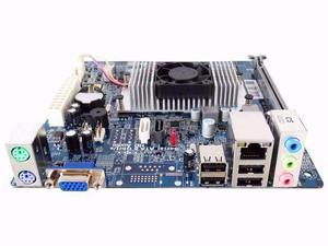 Placa mãe serial ata 6 gbit/s hd audio+2Gb de Memoria Ram
