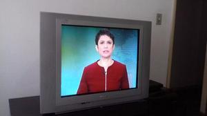 "TV Philips 29"" Polegadas Tubo Pawer Vision Tela Plana"