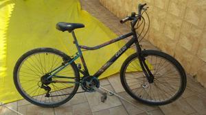 Bicicleta caloi terra marcha aro 26
