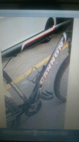 Vendo bike alumínio