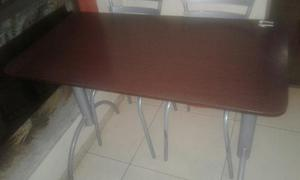 Mesa para lanchonete