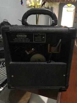 Amplificador chrom