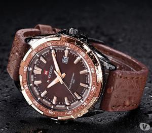 Bazar MT - Relógio NaviForce Original Casual Masculino