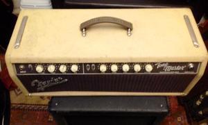 Fender Tone Master 100w Valvulado Ponto A Ponto Rro
