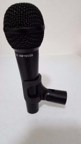 Microfone Cardioide Behringer Xms + Cachimbo + Estojo