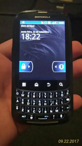 Motorola Nextel desbloqueado V/T