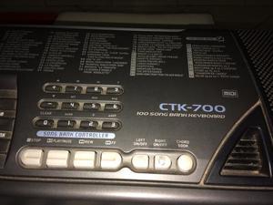 Teclado CTK-700 CASIO
