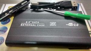 """(Novo) Case Gaveta para Hd de Notebook 2,5"""" Sata - HD"""