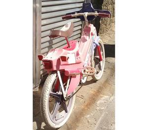 Bicicleta Antiga Infantil Americana Tipo Motocykes Daring SP
