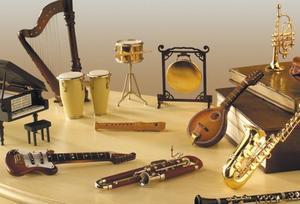 Coleçao Salvat - Instrumentos Musicais