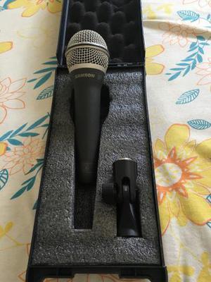 Microfone SAMSON Q7