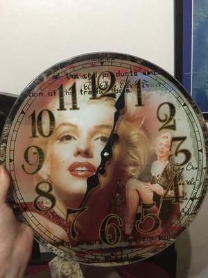 Relógio Coleção Marilyn Monroe