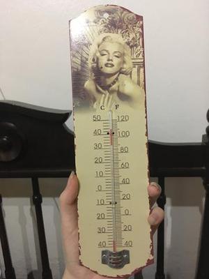 Termômetro Marilyn Monroe