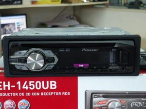 Cd Player Pioneer Deh ub Usb / Aux / Mp3 4 MESES DE USO