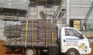 Locação andaimes, container londrina cambe e regiao