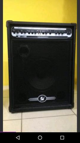 Caixa de som amplificada Frahm, modelo MF