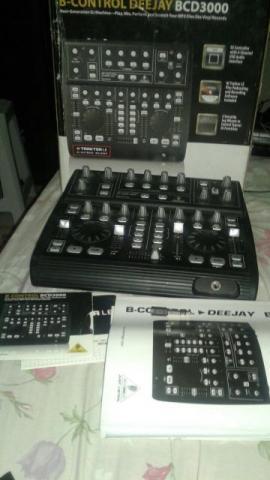 Controladora para DJ - BCD- caixas