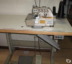 Vendo maquina interlog 5 fios costura reta e overlok