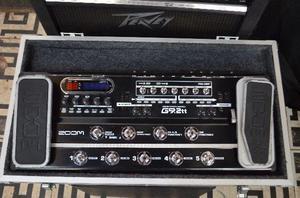 Zoom G9.2tt + Case (. Valvulada)