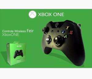 Controle Xbox One Sem Fio Original Feir