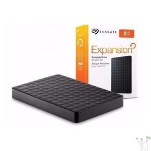 HD EXTERNO 2TB SEAGATE 3.0
