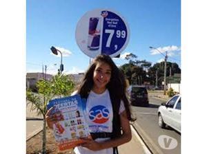 Mochila Pirulito Outdoor Propaganda Eleições