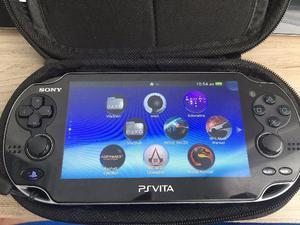 PS Vita 3.60 cartão de 60 gigas cheio de jogos