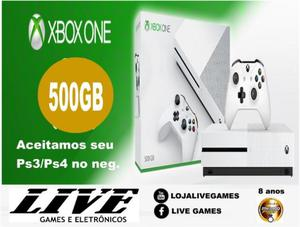 Xbox One Novos e Seminovos, Ac. ps3 no negocio