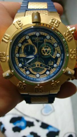 Vendo relógio invicta original subaqua referência