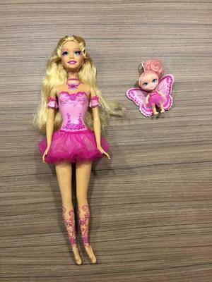 Barbie Fairytopia e fadinha