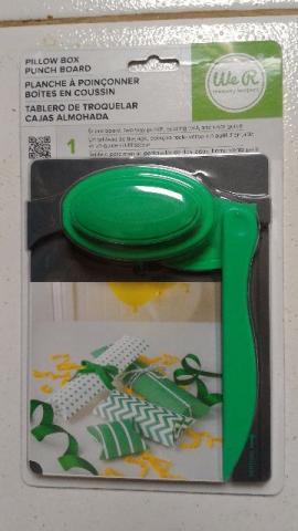 Ferramenta Corte e Vinco Caixa Travesseiro