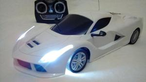 Ferrari Carrinho Controle Remoto Veloz-acende Faróis