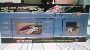 Helicóptero Performer 3.5 c/ controle remoto
