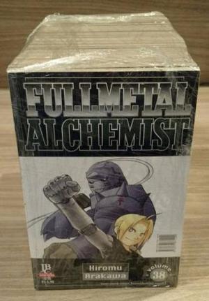Mangá Fullmetal Alchemist - JBC