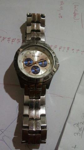 Relógio Fossil, original