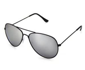 Óculos de sol UV400 de moda Óculos para PC Metal
